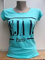 Женская футболка Deja Vu