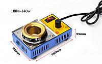 Тигель для плавки припоя, с регулятором температуры 250w