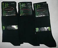 Носки мужские MONTEKS хлопок бамбук цвет черный Размер 39-41 41-44