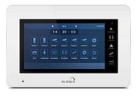 """Видеодомофон Slinex XS-07M с сенсорным монитором 7"""" и сенсорными клавишами."""