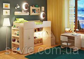 Детская кровать ДМ-23