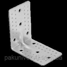 Уголок усиленный KP 7 (145 мм х 145 мм х 90 мм х 2,5 мм) Domax Польша строительный крепеж