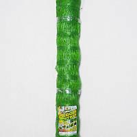 Сетка пластиковая (огуречка) 130мм х 180мм 1,7м х 5м зеленая