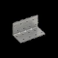 Уголок монтажный усиленный KMP 3 (40 мм х 40 мм х 80 мм х 1,5 мм) Domax Польша строительный крепеж, фото 1
