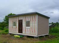 Выставочные дачные домики