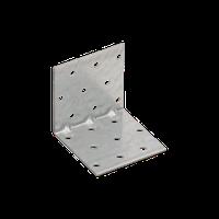 Уголок монтажный усиленный KMP 5 (60 мм х 60 мм х 60 мм х 1,5 мм) Domax Польша строительный крепеж, фото 1