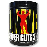 Жиросжигатель Universal Super Cuts 3 (130 tabs)