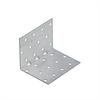 Уголок монтажный усиленный KMP 6 (60 мм х 60 мм х 80 мм х 1,5 мм) Domax Польша строительный крепеж