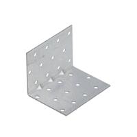Уголок монтажный усиленный KMP 6 (60 мм х 60 мм х 80 мм х 1,5 мм) Domax Польша строительный крепеж, фото 1