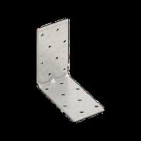Уголок монтажный усиленный KMP 7 (80 мм х 80 мм х 40 мм х 1,5 мм) Domax Польша строительный крепеж, фото 1