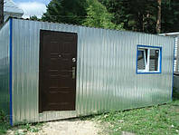 Дачный домик эконом класса под ключ