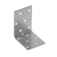 Уголок монтажный усиленный KMP 4 (60 мм х 60 мм х 40 мм х 1,5 мм) Domax Польша строительный крепеж, фото 1