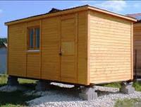 Стоимость деревянных бытовок
