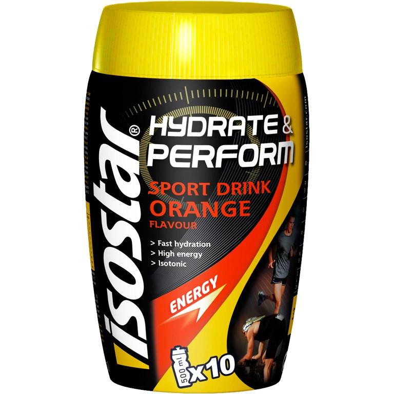 Енергетик Isostar Hydrate & Perform (400 g) - Интернет-магазин «SPORT MANIA» в Тернополе