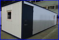 Модульный контейнер бытовка