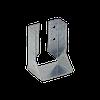 Крепление балки загнутое WBZ 30 (100 мм х 140 мм х 2 мм)  Domax Польша строительный крепеж