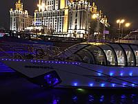 Динамическая подсветка яхт, катеров, лодок, парусников, паромов и других видов судов