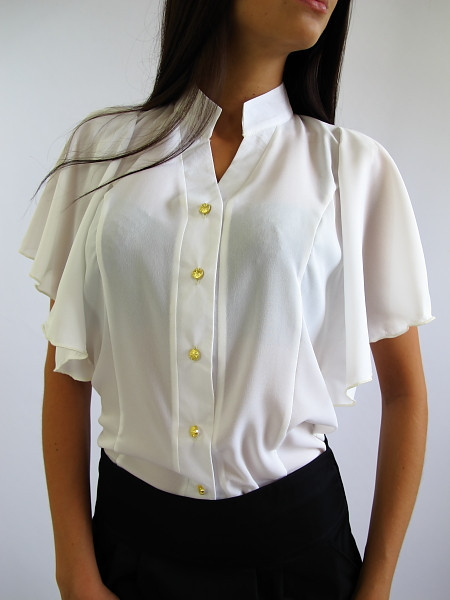 Нарядная блуза Лора.