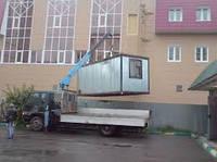 Торговые вагончики на колесах