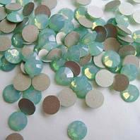 Стразы DMC Premium Green Opal ss 12(3-3,2мм). 100шт