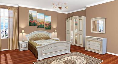 Спальня Ніколь (патина) Світ Меблів