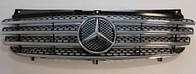 Решетка радиатора мерседес вито 639 / Mercedes Vito c 2003 Оригинал (никель) 63988002859120