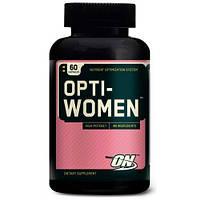 Витамины и минералы для женщин Optimum Nutrition Opti-Women (60 caps)