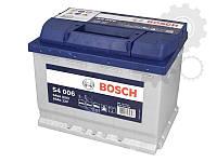 Аккумулятор BOSCH 0 092 S40 060.   60Ah/540A (+L) 242x175x190. S4 006