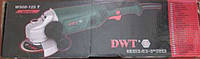 Болгарка DWT WS08-125T