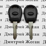 Ключ для Chery (Чери) c чипом ID40