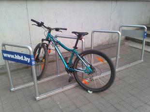Металеві велопарковки