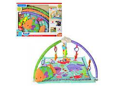 "Развивающий коврик для младенца ""Подводный мир"" М 1583"