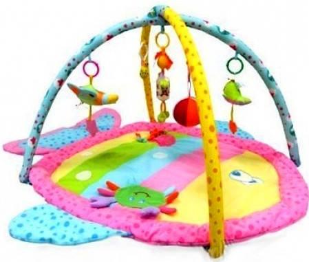 Развивающий коврик для новорожденных Bambi 898-13 В, фото 2
