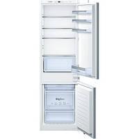 Встраиваемый холодильник с морозильником  Bosch KIN86KS30