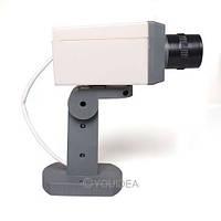 Камера наблюдения обманка с датчиком движения