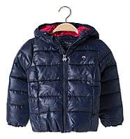 Теплые демисезонные курточки на девочек от C&A, рост 122, 128. Германия