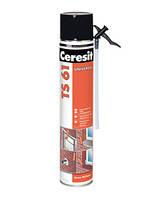 Монтажная пена Ceresit TS-61 (Церезит) 750мл