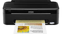 Струйный принтер Epson Stylus S22 БУ +КПК, отличное состояние