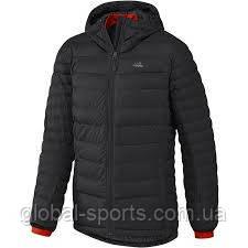 Мужская куртка пуховик  ADIDAS CLIMAHEAT FROST (АРТИКУЛ: AA1857)