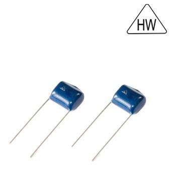 CBB-21 M-Полипропилен 0,47mkf(470nf)-100 VAC (±10%)  P:15mm