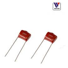 CBB-21 M-Полипропилен 3300pf-250 VAC (±10%)  P:6.3mm