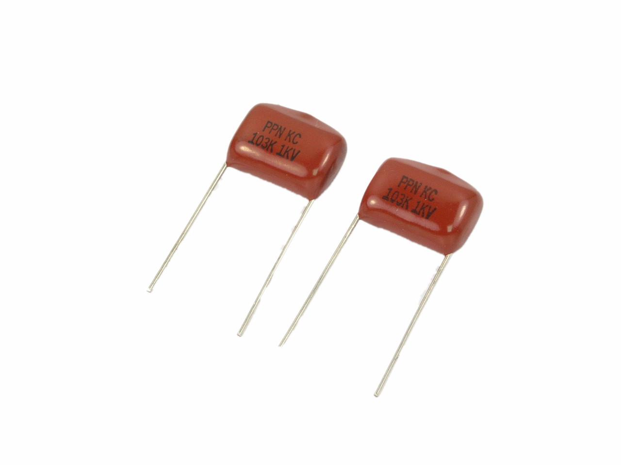 CBB-21 M-Полипропилен 0,1mkf-250 VAC (±10%)  P:10mm