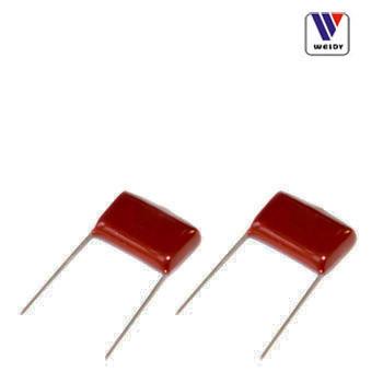 CL-21 Металлоплёнка 0,1 mkf-250 VAC (±10%)  P:10mm
