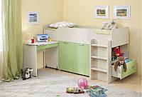 Детская кровать ДМ-42