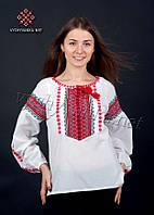 Женская вышитая рубашка 0042, фото 1