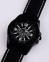 Черные часы на руку