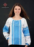 Женская вышитая рубашка 0041, фото 1