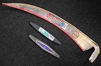 """Коса """"Юбилаум"""" 65 см в комплекте с брусками """"2-риндер"""" и """"Роял""""."""
