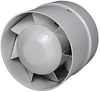 Осевой канальный приточно-вытяжной вентилятор Вентс 100 ВКО Турбо, Украина
