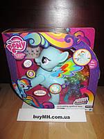 Май литл пони Радуга Деш прыгающая My Little Pony Flip and Whirl Rainbow Dash Pony Fashion